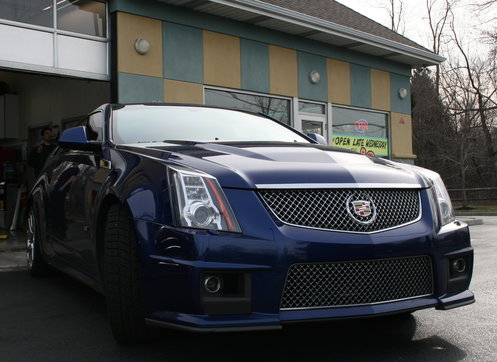 2012 cadillac cts v courtesy of john trela. Cars Review. Best American Auto & Cars Review